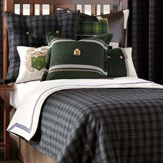Eastern Accents MacCallum Comforter Size: Twin, Finish Type: Button-Tufted