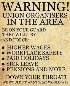 Anti-labor Republicans are against that Right To Work Law, Local Union, Progressive Liberal, Labor Union, Liberal Democrats, Socialism, Workplace Safety, Political Quotes, Political Cartoons