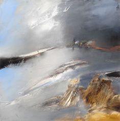 Jean Balitran - les eaux mêlées - huile sur toile
