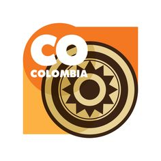 Sombrero vueltiao. A little tattoo of the circle design not the letters or color background.