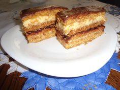 Fotorecept: Medový koláč
