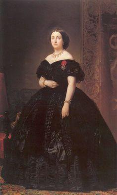 Inez Silva, 1863.