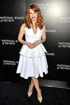 Best dressed - Jessica Chastain