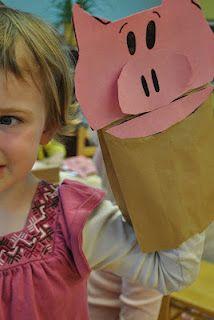 Elephant and Piggie Party ideas