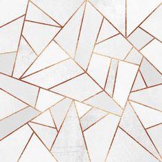 White Stone & Copper Lines Duvet Cover by Elisabeth Fredriksson - Queen: x Gold Wallpaper Background, Rose Gold Wallpaper, Wallpaper Backgrounds, Plain Wallpaper, Wallpapers, Iphone Wallpaper, Line Artwork, Artwork Prints, Framed Art Prints