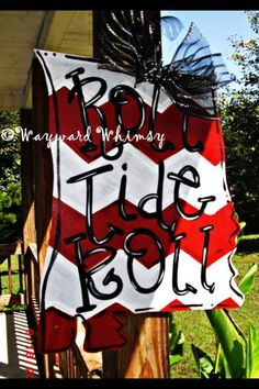 University Of Alabama Roll Tide Roll