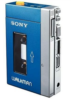 It's the Sony Walkman.