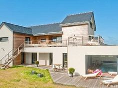 GRANDE MAISON D'ARCHITECTE AVEC PISCINE INTERIEURE PRIVEELocation de vacances à partir de Saint-Cast-le-Guildo @homeaway! #vacation #rental #travel #homeaway