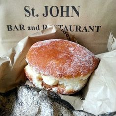 Visit the Spitafields branch to snag the best bacon sandwich ever - or pick up a donut elsewhere.  St John, EC1 | 26 Utterly Delicious Brunch Places In London