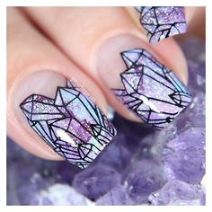 Bundle Monster: Shop Nail Art, Beauty, Fashion, Accessories & More ❤ liked on Polyvore featuring beauty products and nail care