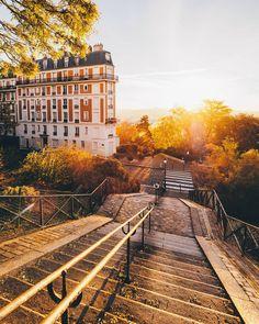 Cat from Paris {France} Places Around The World, Around The Worlds, Beautiful World, Beautiful Places, Tuileries Paris, Paris 1900, Grand Paris, Visit France, Future Travel