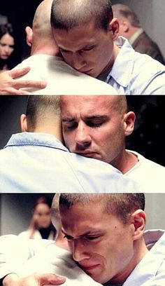 I mean most if not every other scene in Prison Break make me sad but I definitely lost it with this one Wentworth Miller Prison Break, Wentworth Prison, Michael Scofield, Best Tv Shows, Favorite Tv Shows, Captain Cold And Heatwave, Series Movies, Tv Series, Charlie Chaplin
