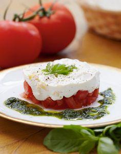 Tomaten-Tartar