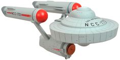Nave Star Trek. USS Enterprise NCC-1701 Exclusive 25 cm. Con Minimates. Diamond Select Toys
