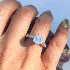 Unique like the love you both share.  Discover beautiful natural diamond engagement rings at affordable prices