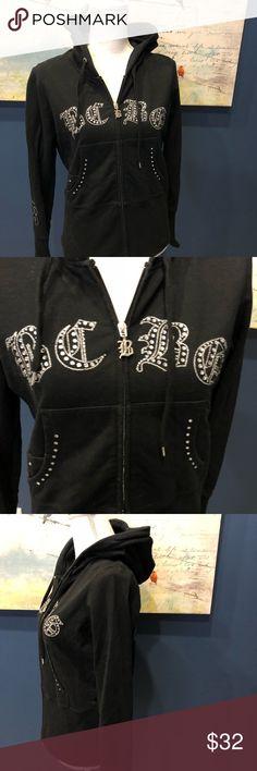 BCBG Women's Zip Up Hoodie Sweatshirt Size: XL Excellent Condition May run more like a Large! BCBGMaxAzria Tops Sweatshirts & Hoodies