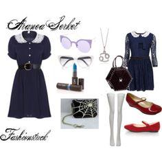 Aranea Serket Homestuck Fashionstuck