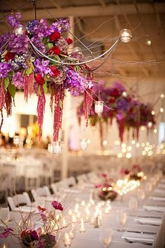 Hanging table decoration :)