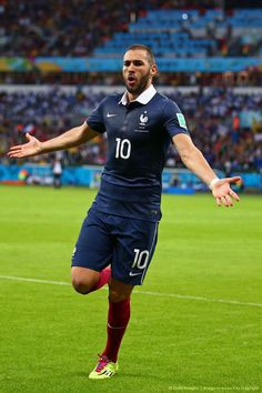 Karim Benzema // France // Real Madrid