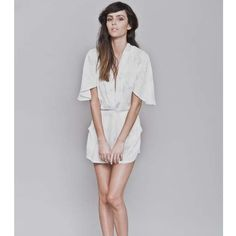 Finders Keepers Walk It Off Playsuit at Stylemilk