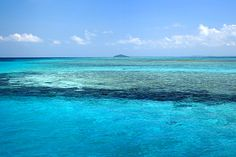 YABIJI, Coral reef. Miyakojima, Okinawa Prefecture, Japan.