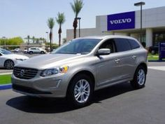 New 2016 Volvo XC60 T5 Drive-E Platinum For Sale in Tempe, AZ | Phoenix, 2126