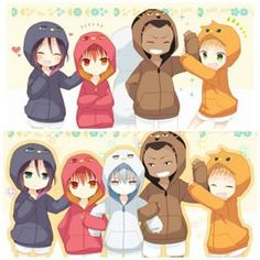 Rakuzan with chick uniform '3' And Mayuzumi so kawaii!!
