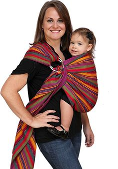 41e5e48761a best baby slings Maya Wrap Lightly Padded Ring Sling Maya Wrap