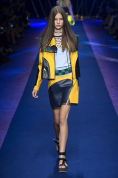 Versace   Ready-to-Wear Spring 2017   Look 14