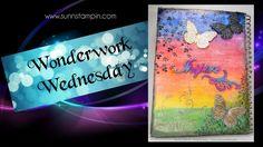 Inspire - Art Journal Page Process Art, Art Journal Pages, Inspire, Inspiration, Biblical Inspiration, Inspirational, Inhalation