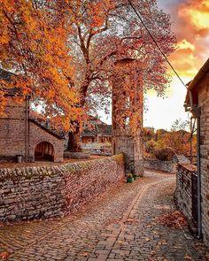 Η φθινοπωρινή Ελλάδα μέσα από 26 υπέροχα τοπία! Beautiful World, Beautiful Places, Autumn Scenes, Autumn Cozy, Autumn Fall, Happy Autumn, Autumn Aesthetic, Fall Pictures, Fall Halloween