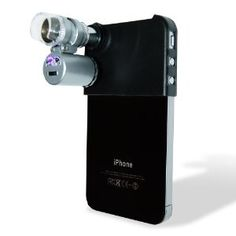 [Import Anglais]Mini Microscope for iPhone 4: Amazon.it: Elettronica