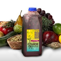 Sponsor of the IgniteGirls Launch Party! Chuice (chew + juice). The River of Life, red juice!