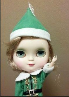 Icy Doll - Elf.