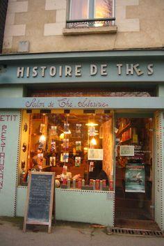 Histoire de Thés  | Rennes, France