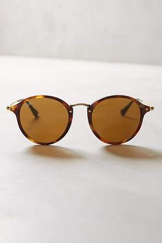 Ray-Ban Round Icon Sunglasses - anthropologie.com