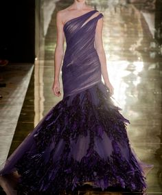 Georges Chakra - Fall 2012 Couture