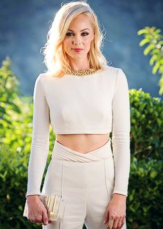 Laura Vandervoort • 41st Annual Saturn Awards • June 2015