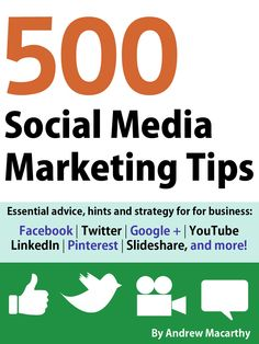 500 Social Media Marketing Tips - J.B. Mendelson