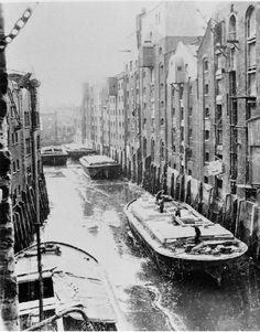 Vogan's Mill, Mill Street, Bermondsey London SE1 - History Victorian London, Vintage London, Old London, Uk History, London History, British History, Family History, Bermondsey London, London Docklands