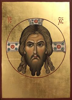 Jesus Christ Orthodox Icon On Wood Hand Made Golden Leaf Pin On Icon Paintings Pin On Orthodox Icons Christian Icons Iconography Pin On Icon Paintings Mother Of God Antiochian Orthodox…Read more of Painting Religious Icons Religious Icons, Religious Art, Jesus Christ Painting, Christ Tattoo, Paint Icon, Russian Icons, Religious Paintings, Jesus Christus, Byzantine Icons
