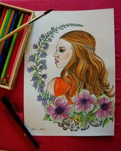 Visit https://www.facebook.com/KamilaKucArt/