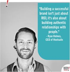 Heres What The CEO Of Hootsuite Has To Say About Brand Awareness BrandAwareness