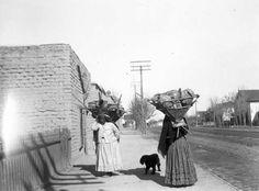 Papago women - 1900