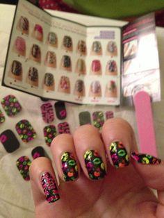 Kiss Nail Dress Nail Stickers Review Hairmakeup Pinterest