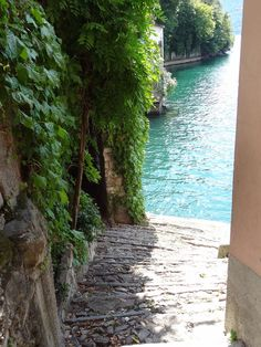 Nesso Lago di Como Romantic Destinations, Amazing Destinations, Nesso Italy, Visit Italy, Lake Como, Holiday Time, Italy Travel, The Great Outdoors, Places To See