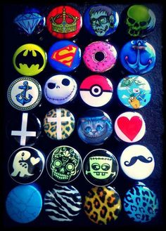 I love this collection! Ha so cute :) love my gauges!!