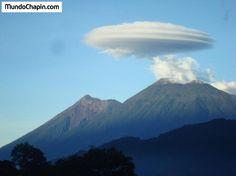 Volcán de Agua, Acatenango y Fuego, Guatemala