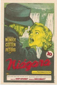 Programa de Cine - Niágara