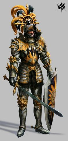 Yssac ben Ashur.  Khazarian Paladin.  Member of the Kryadim, a sacred brotherhood of Khazar who are dedicated foes of the Niadim.